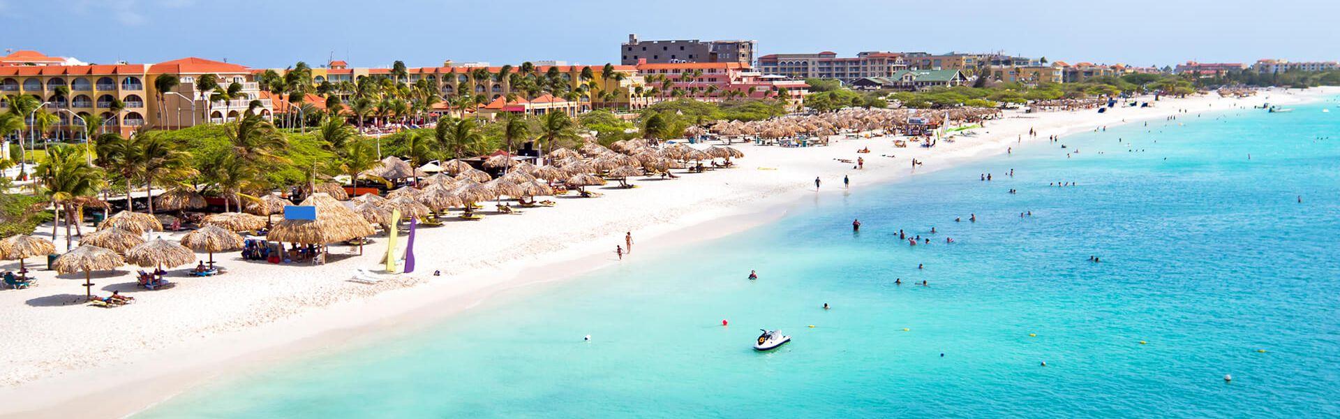 Singlereis Aruba
