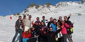 Ga mee wintersporten in Oostenrijk of Frankrijk