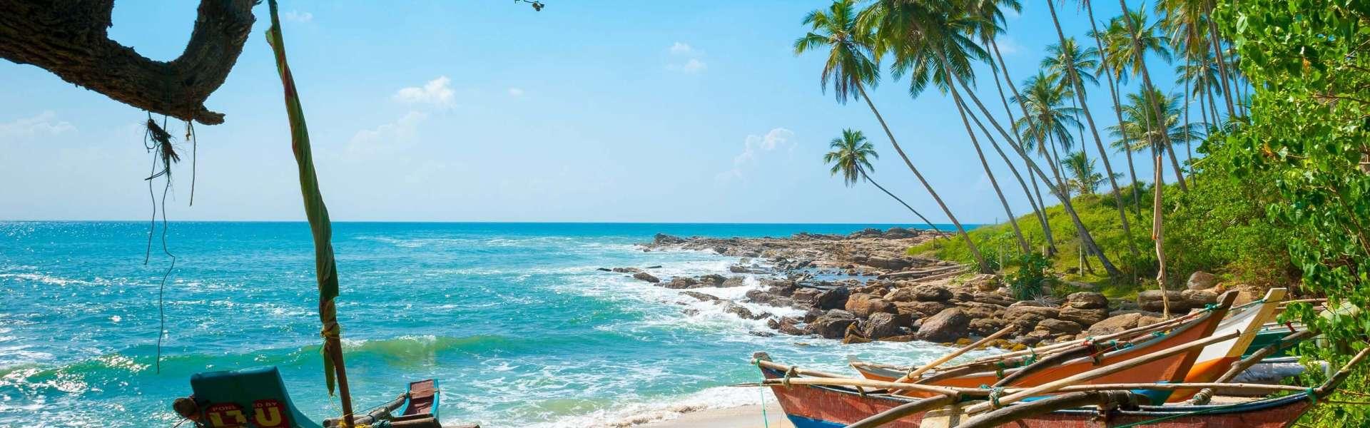 Singlereis Sri Lanka