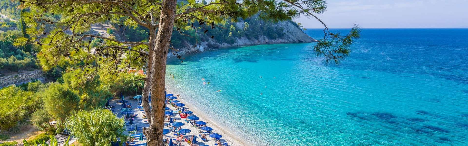 Singlereis Samos