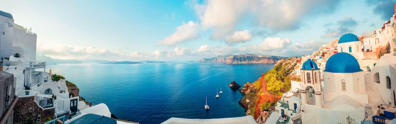 Zeilvakantie Santorini