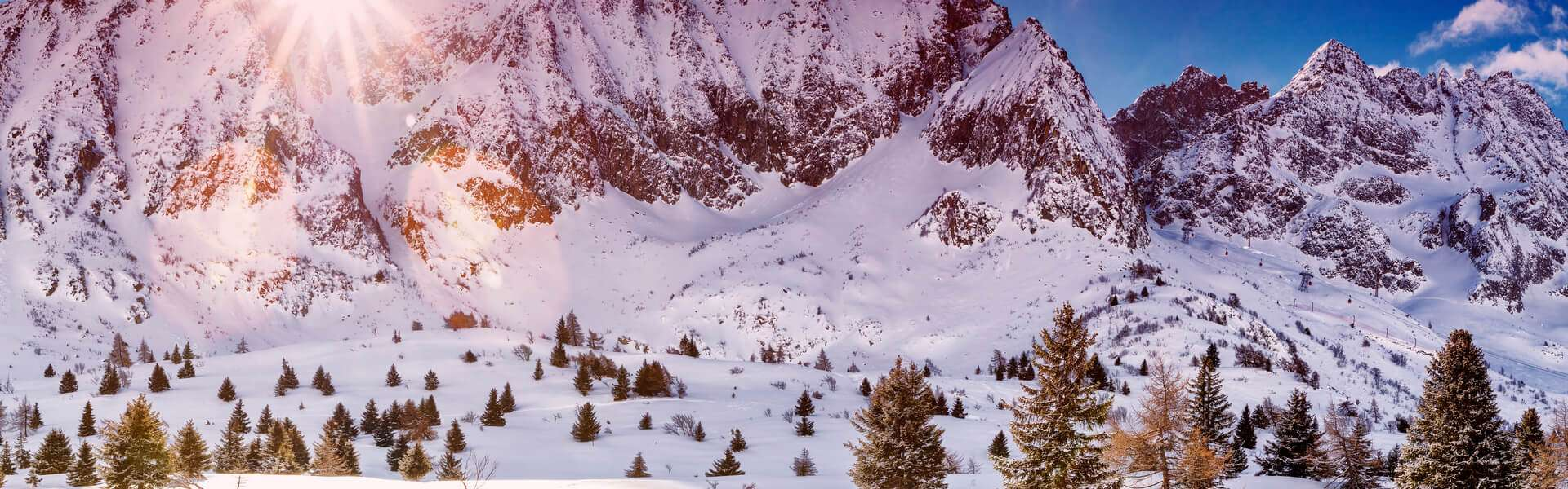 Singlereis Wintersport Passo Tonale