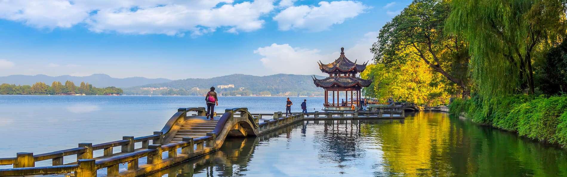 Singlereis rondreis China