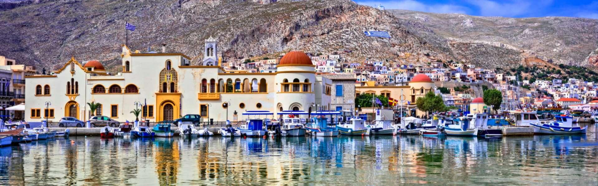 Zeilvakantie Griekenland Kalymnos & Patmos
