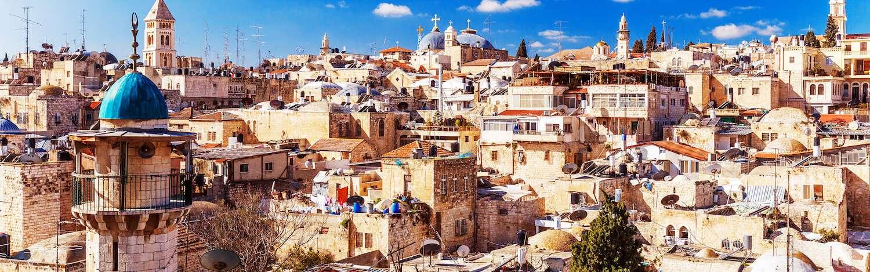 Singlereis rondreis Israël