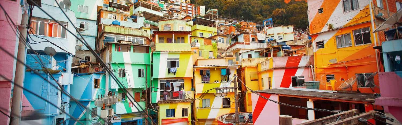 Singlereis rondreis Brazilië