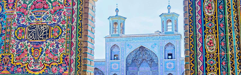 Singlereis rondreis Iran