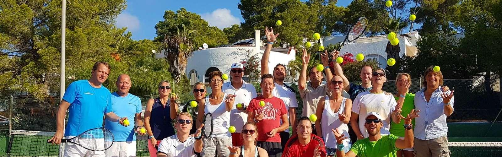 Singlereis Tennis Ibiza