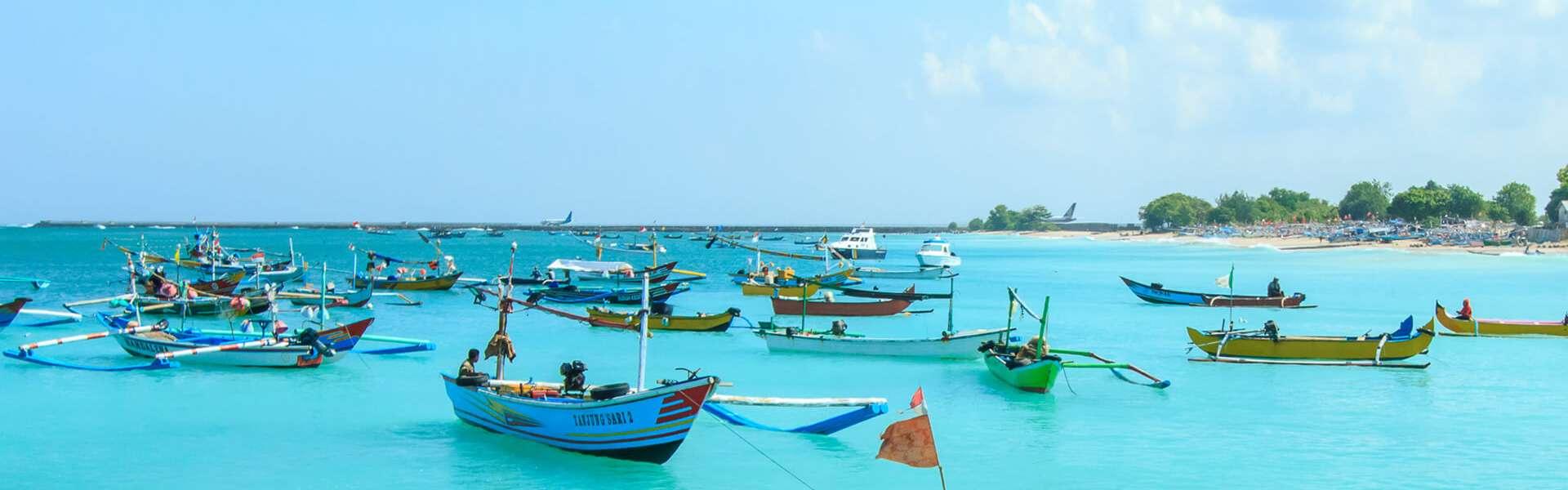 Singlereis Bali