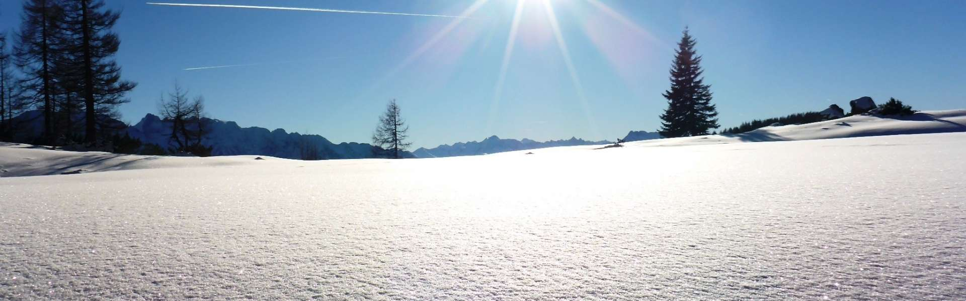 Singlereis sneeuwschoenwandelen in Oostenrijk